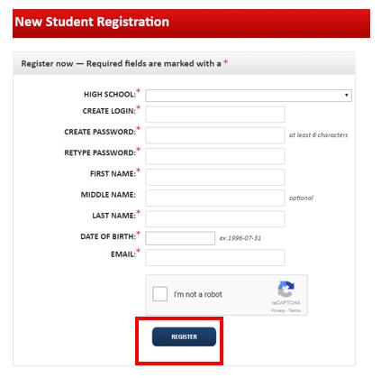 Dual Credit - Registration | CWI