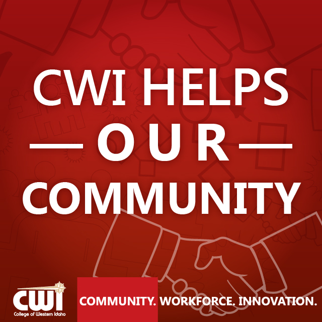 CWI helps community