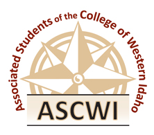 Associate Student of the College of Western Idaho Logo