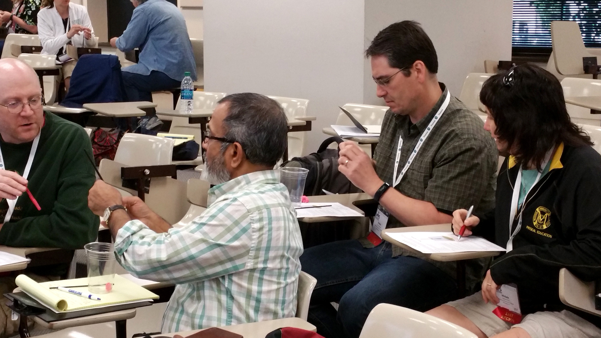 CWI Faculty attend Human Anatomy and Physiology conference in Salt ...