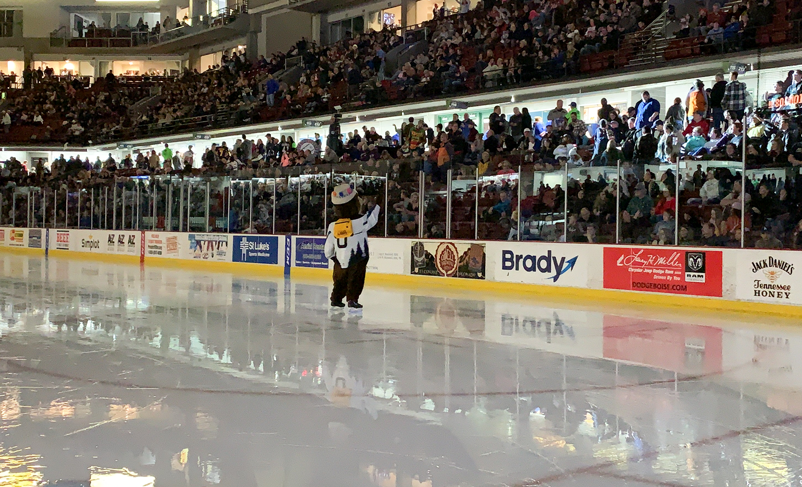 CWI Night Takes the Ice | CWI