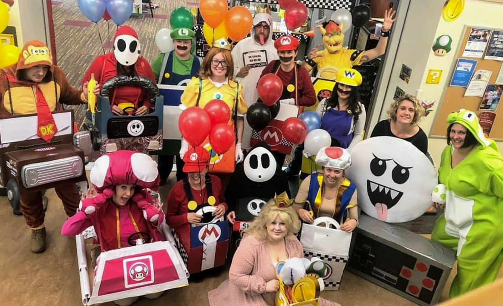 2018 Employee Halloween Costume Contest Results Cwi