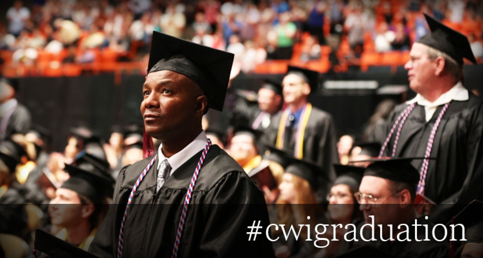 CWI Commencement Ceremony   May 13