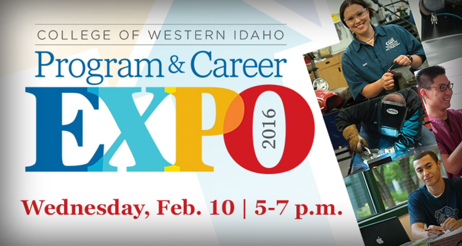 CWI Program & Career Expo | Wednesday, Feb. 10 | 5-7 p.m.