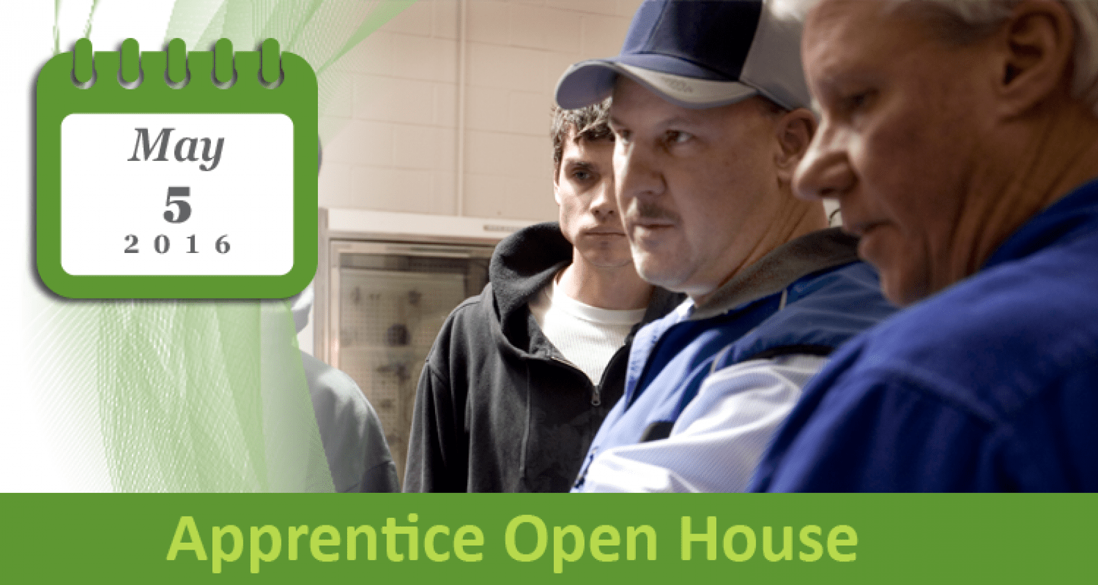 CWI Workforce Development Apprentice Open House May 5, 2016