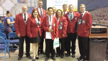 CWI sent seven students and two advisors to the national SkillsUSA conference.