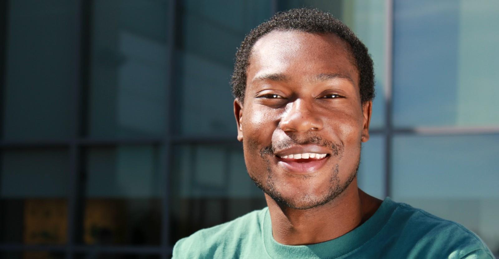 CWI Student David Mpoyi, Biology-Healthcare