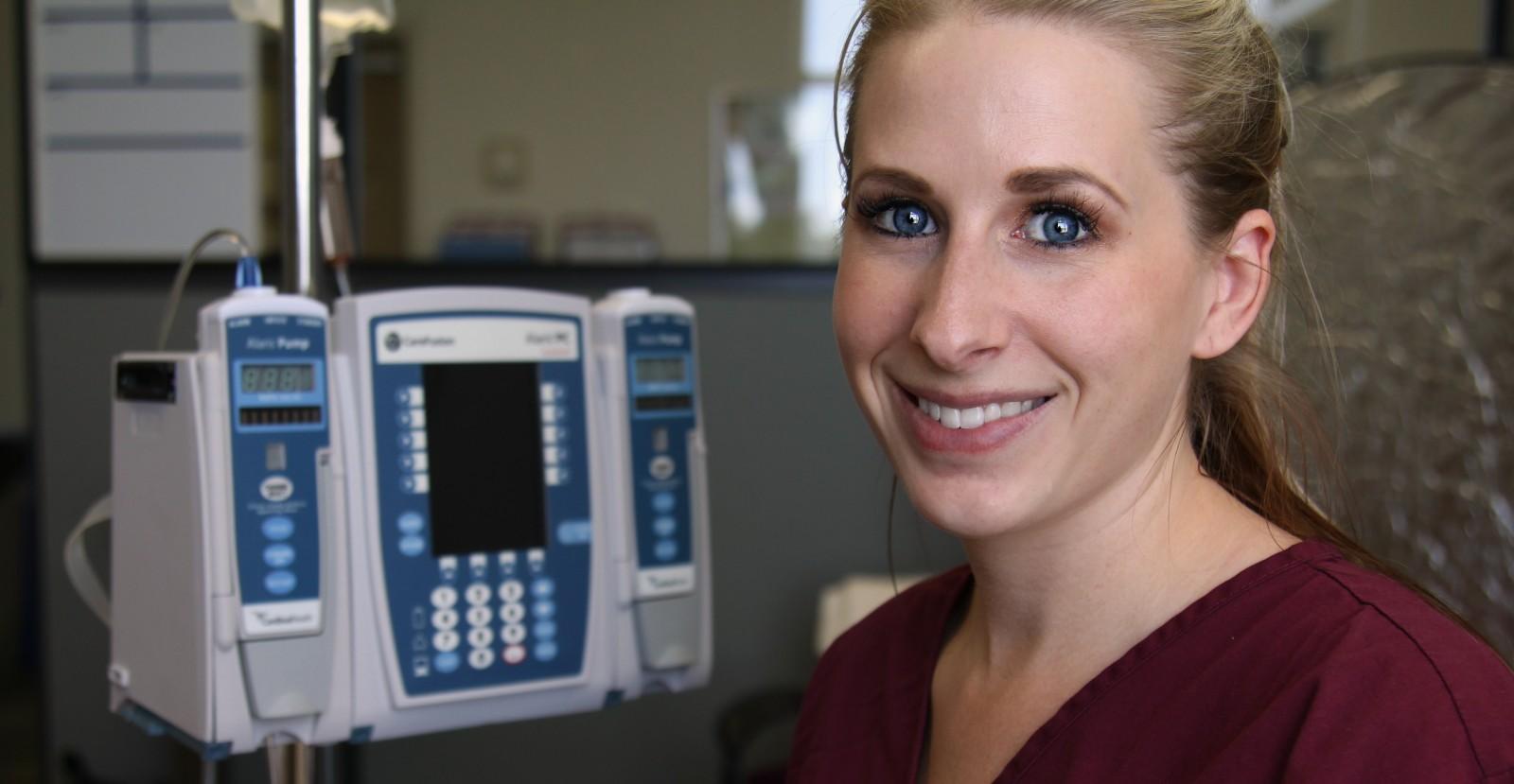 CWI Alumni/Student Karee Wilson, Liberal Arts/Nursing