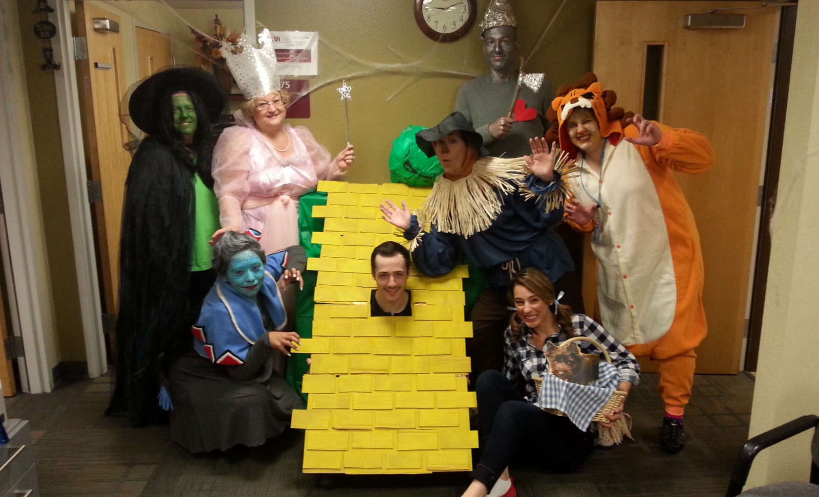 Best Group winners, Wizard Oz at Canyon County Center