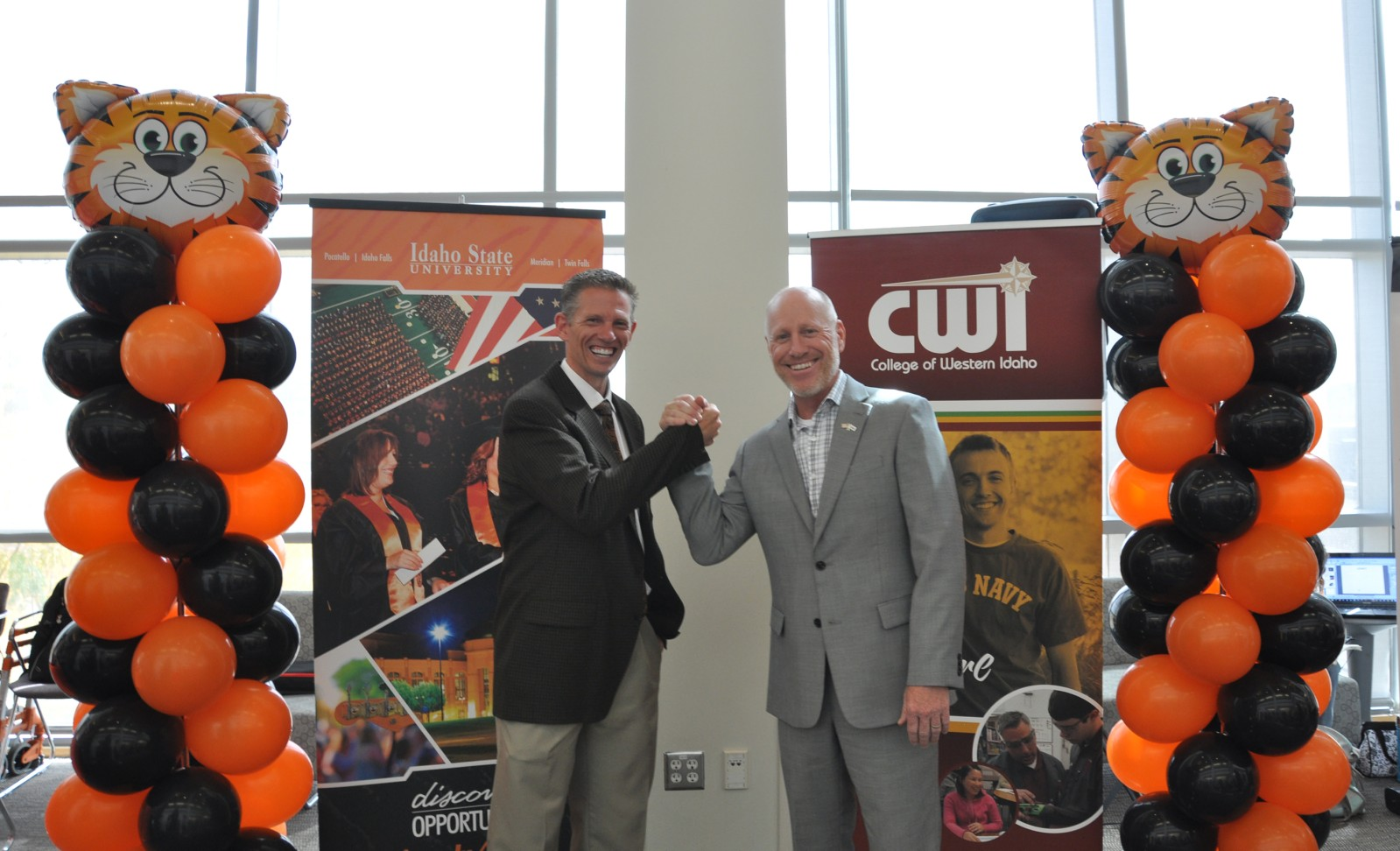 Idaho State University and CWI Launch Bengal Bound Program | College ...
