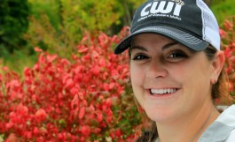 CWI Student Jacqueline Correnti, Horticulture Technology
