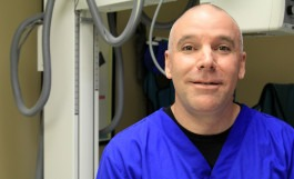 Workforce Development Alumni Ken Silvers, Medical Assistant, 2014