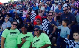 Title - Horticulture Club upgrades race fans