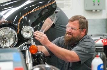 Powersports and Small Engine Repair Technology | CWI