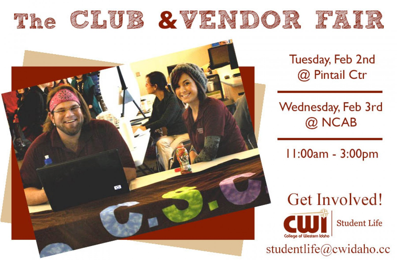 CWI Club and Vendor Fair