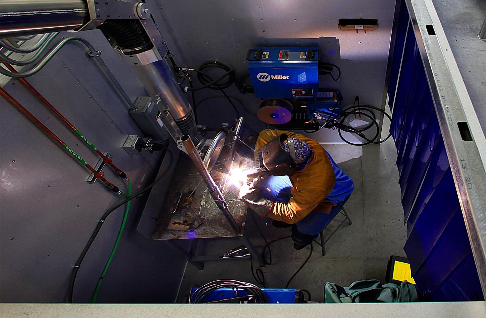 Welding - Short Term Training Classes | CWI