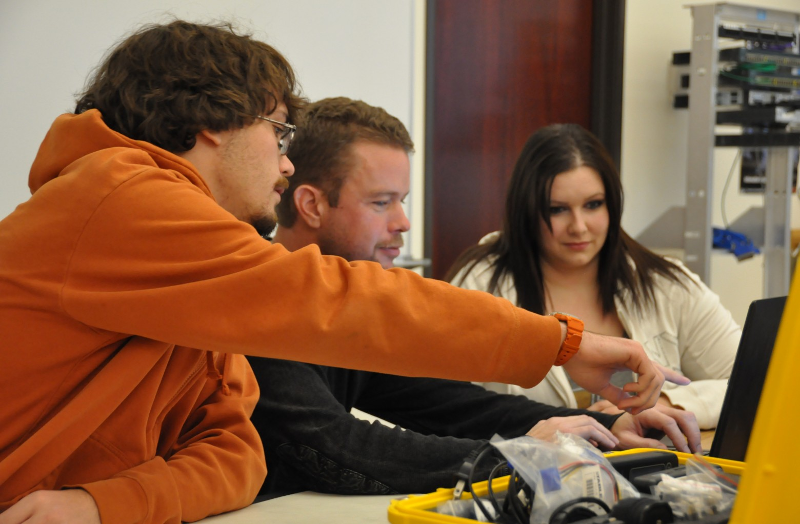 Information Security and Digital Forensics Program, CWI