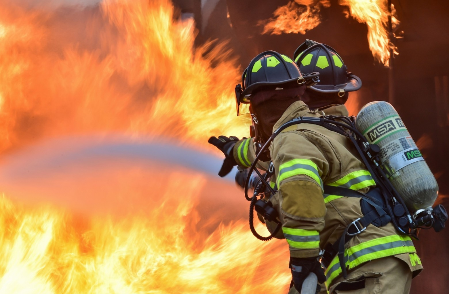Fire Service Technology - Basic Technical Certificate | CWI