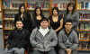 Students from Ridgeline High School who participated in the College Readiness CLEP initiative.