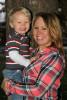 CWI Employee Nikki Houston and her son; Logan.